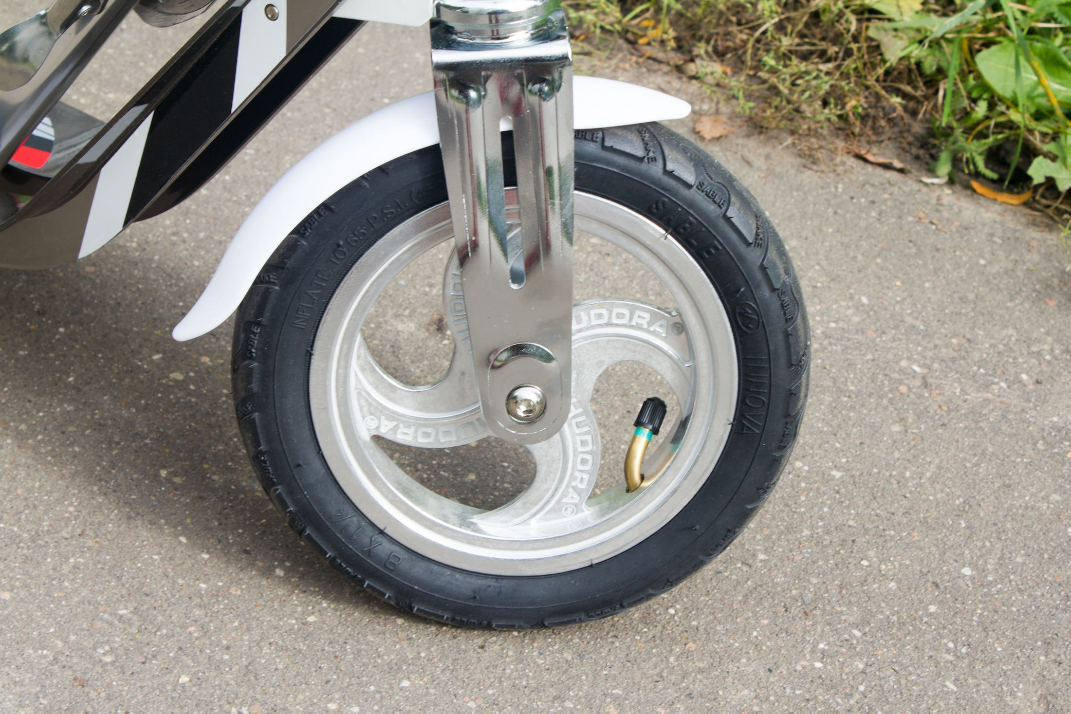 Hudora Big Wheel Air 205 Russia Review 26