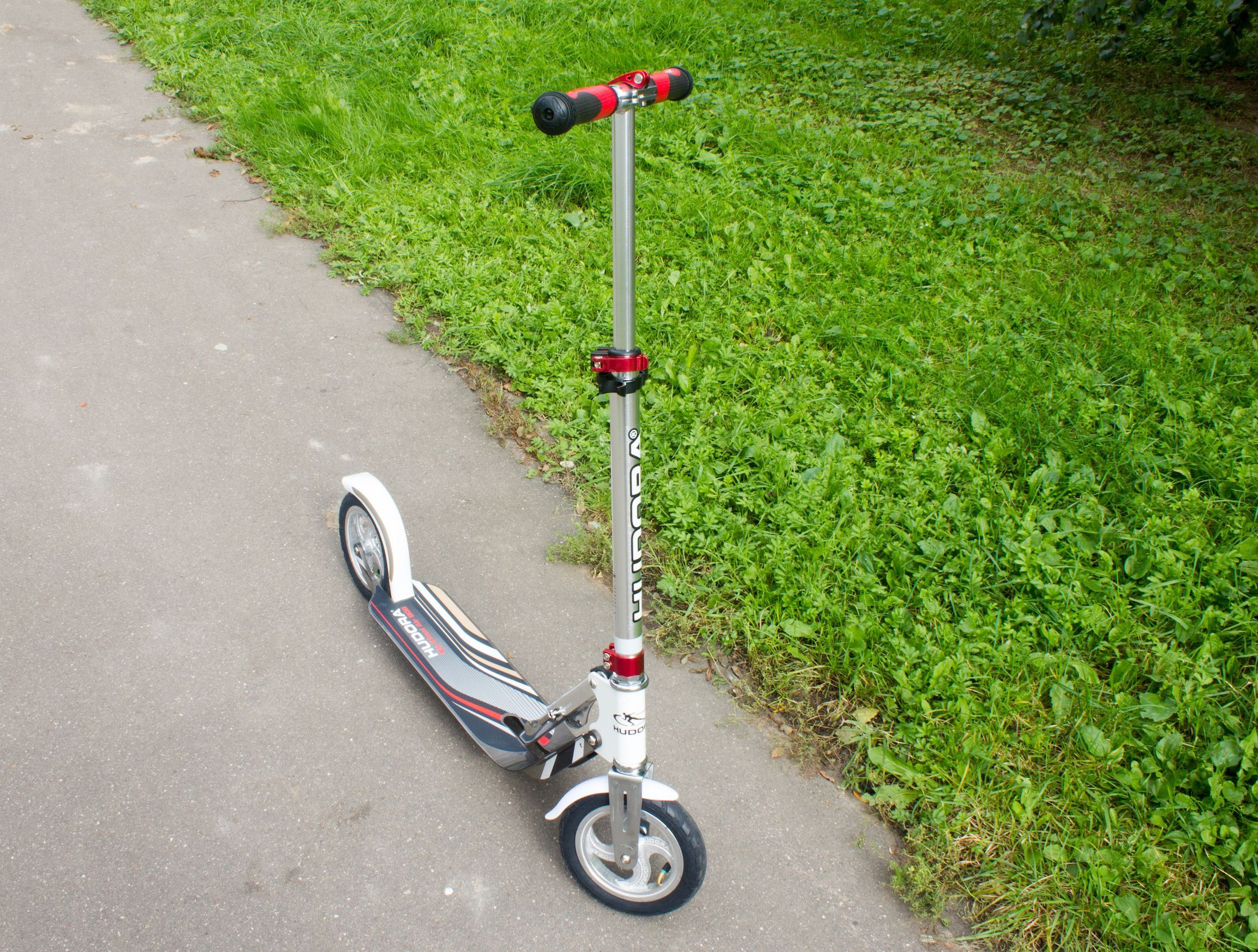 Hudora Big Wheel Air 205 Russia Review 27