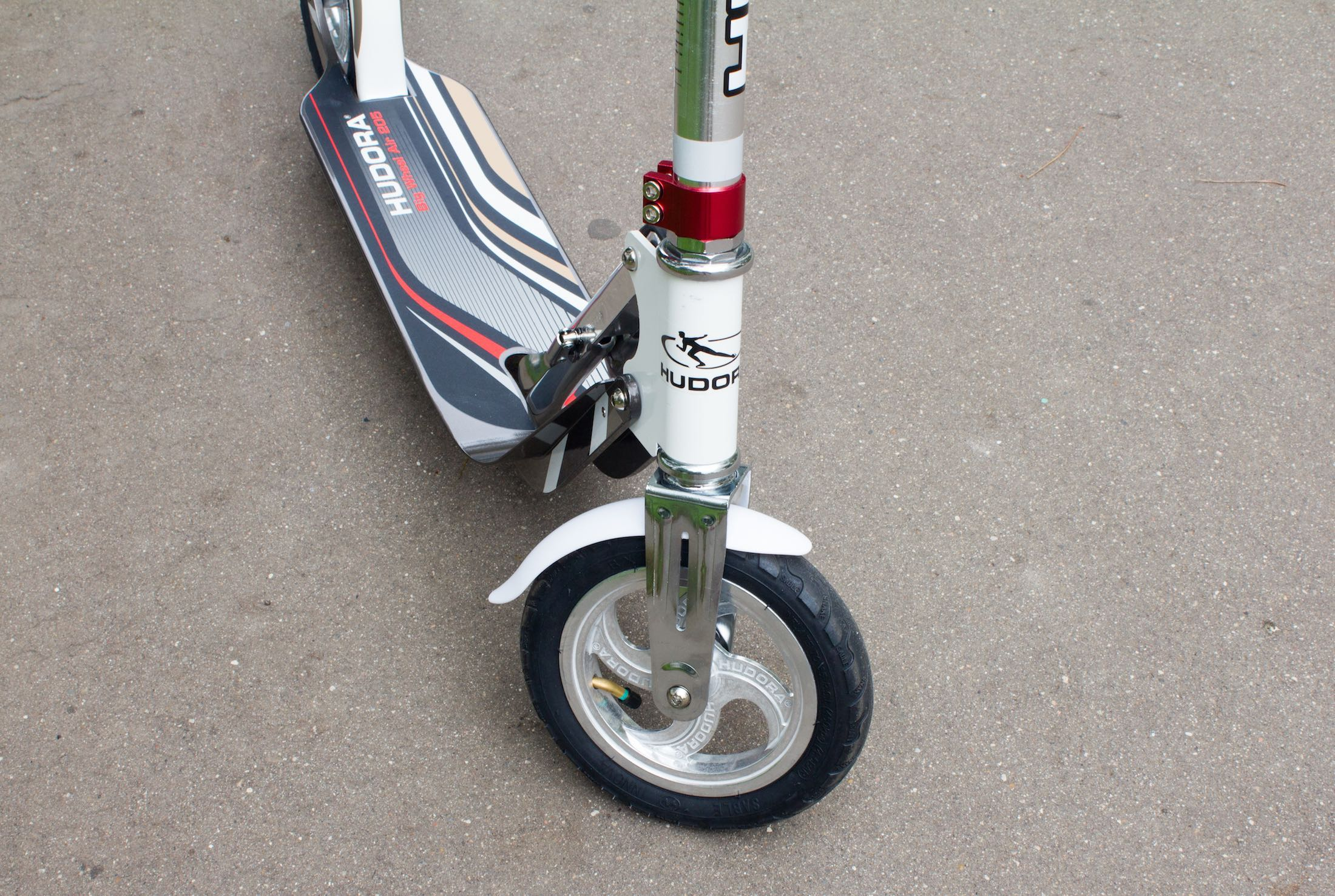Hudora Big Wheel Air 205 Russia Review 3