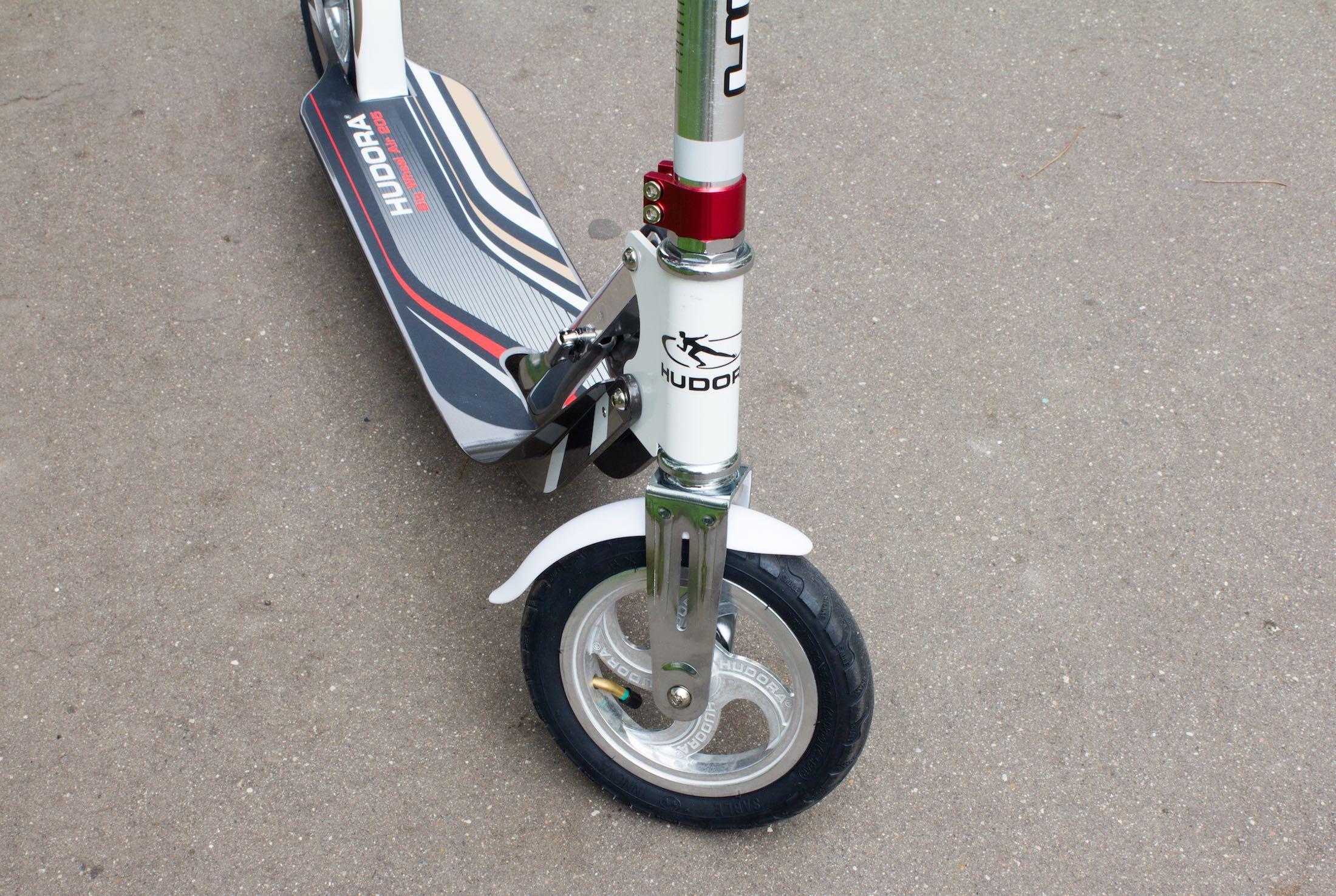 Hudora Big Wheel Air 205 Russia Review 3