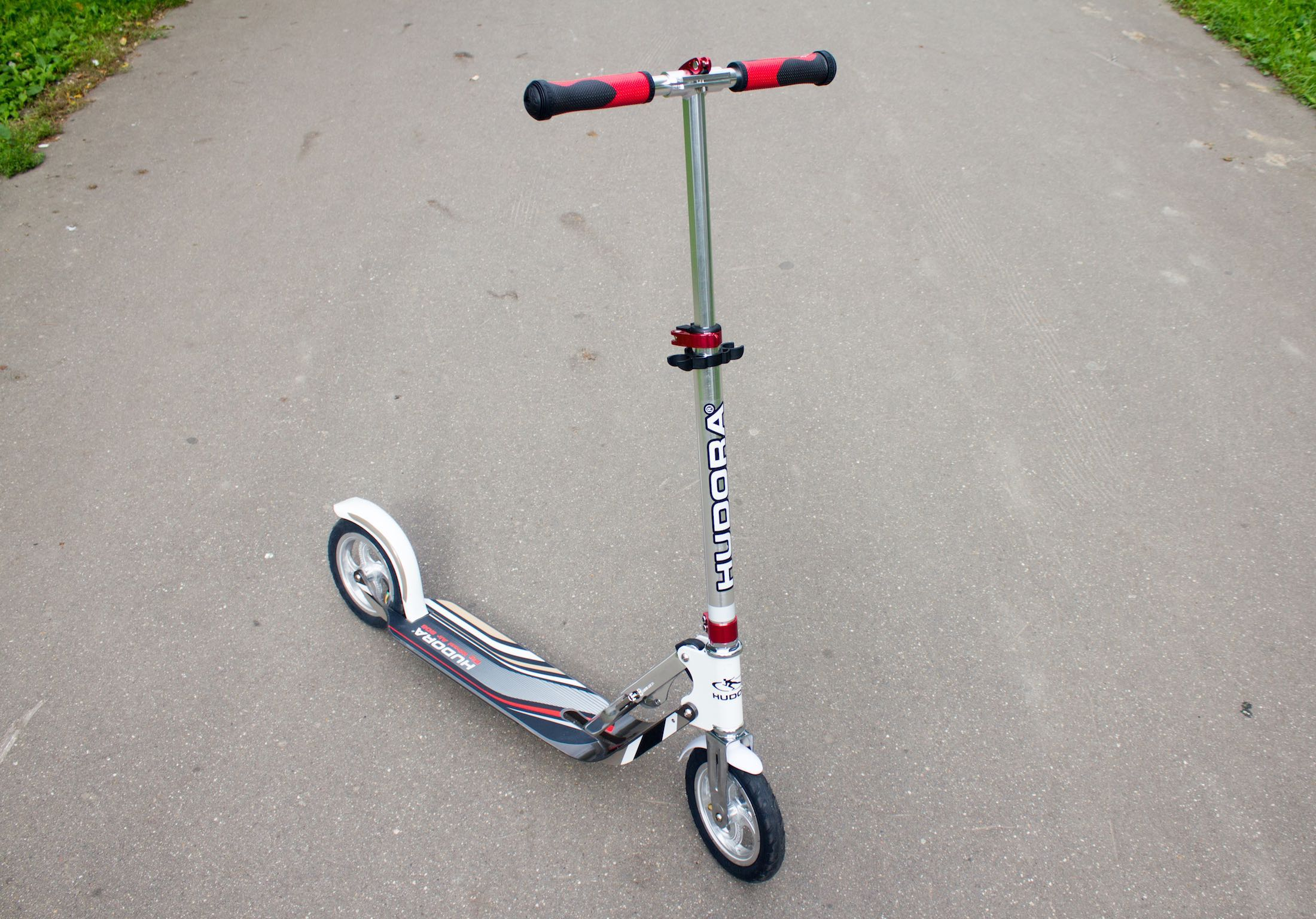 Hudora Big Wheel Air 205 Russia Review 35