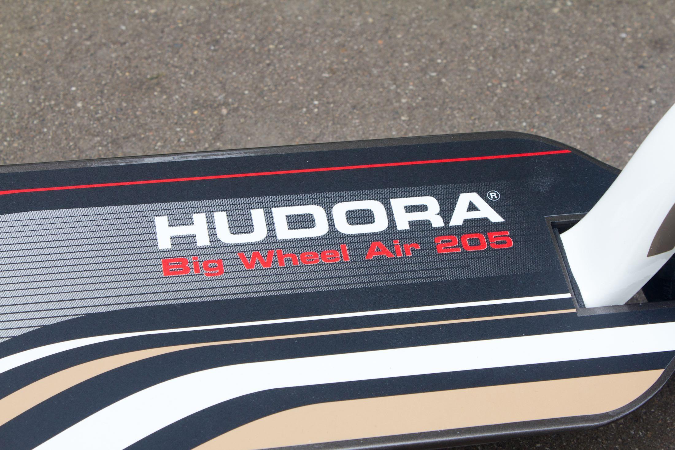 Hudora Big Wheel Air 205 Russia Review 8