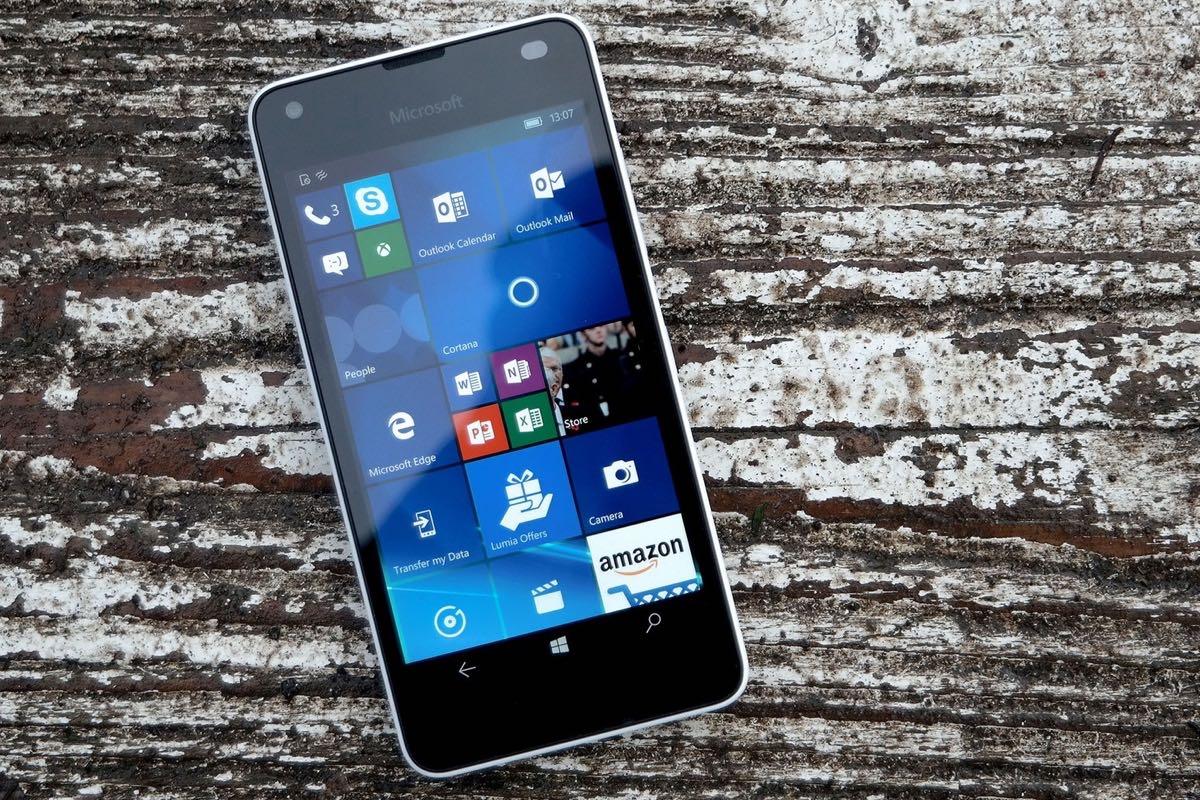 Microsoft Lumia 550 2