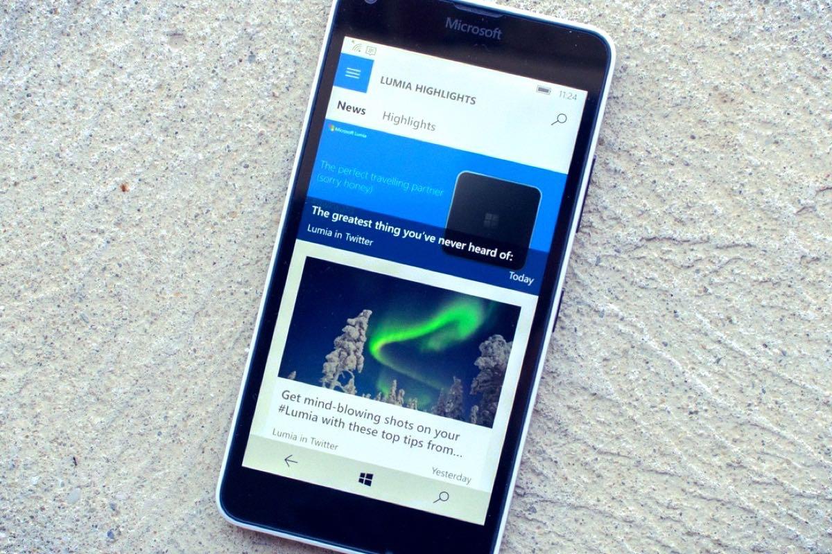 Microsoft Lumia Highlights 2