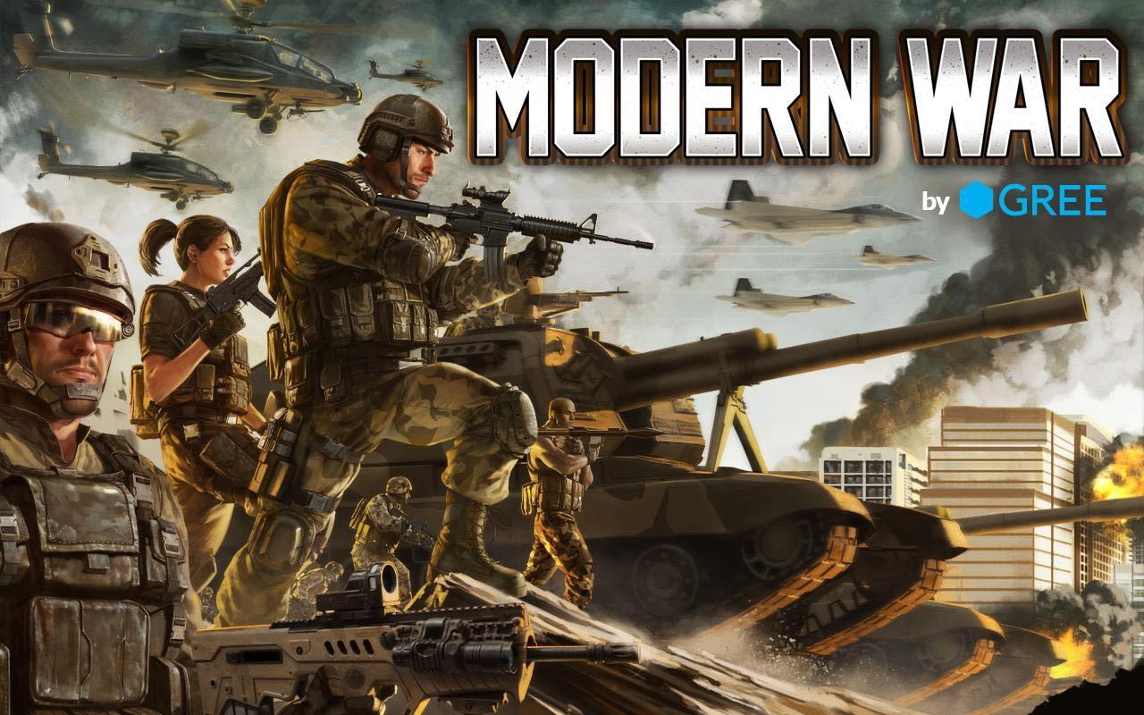 Modern War 1