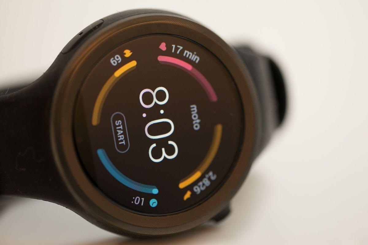 Motorola Moto 360 Sport Buy