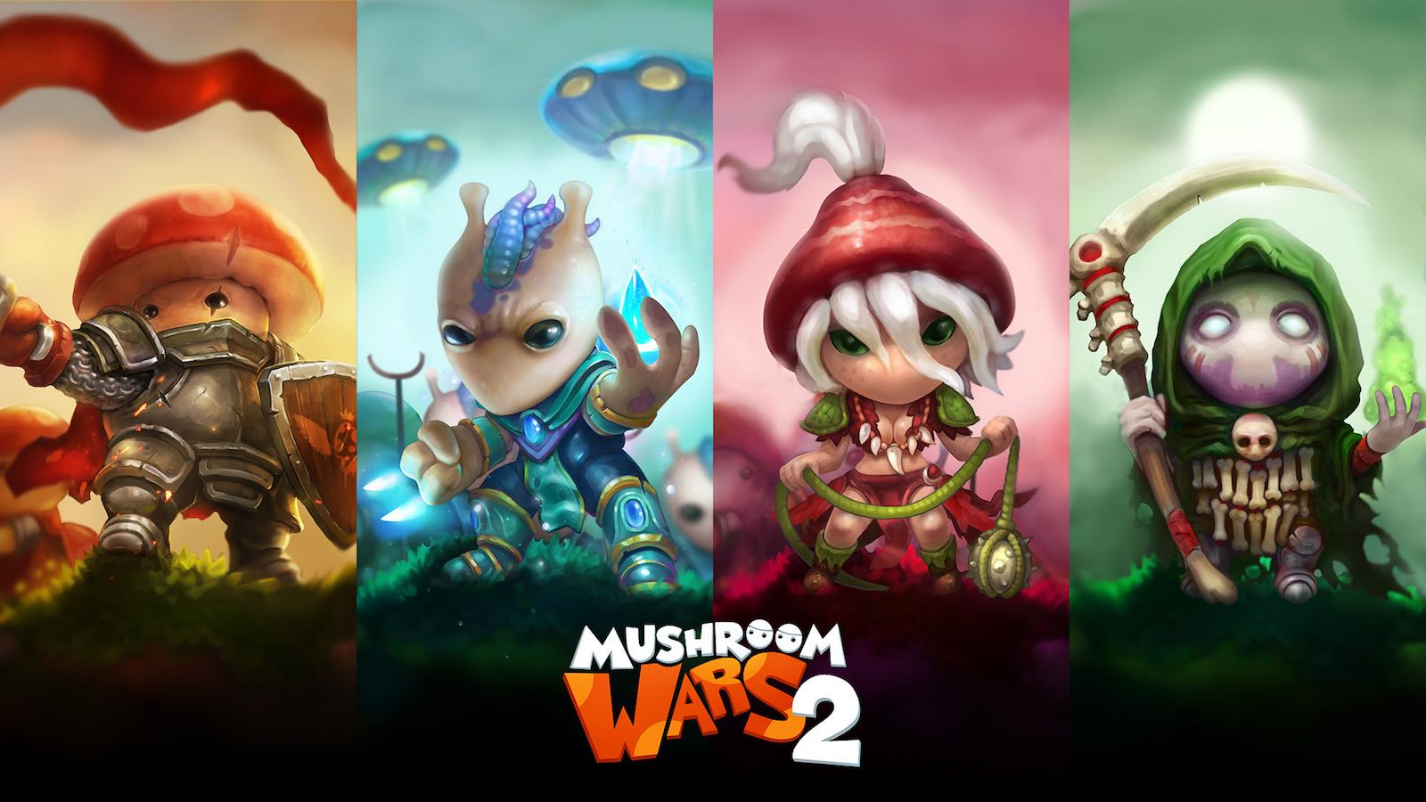 Mushroom Wars 2 App Store Download Hack Crack iOS 2