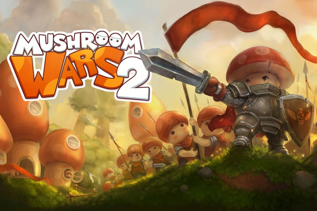 Mushroom Wars 2 App Store Download Hack Crack iOS