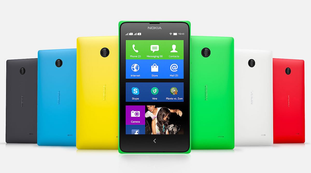 Nokia D1C Android 7 Nougat 2