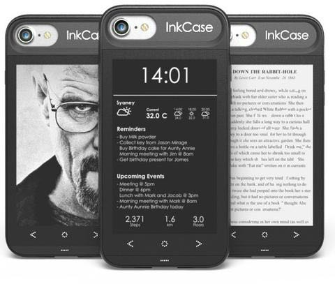 Oaxis Inkcase i7 1