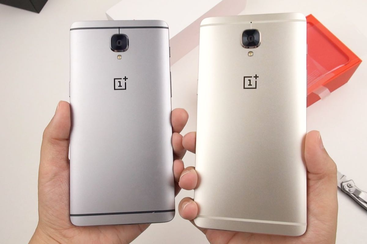 OnePlus 3 Plus 3