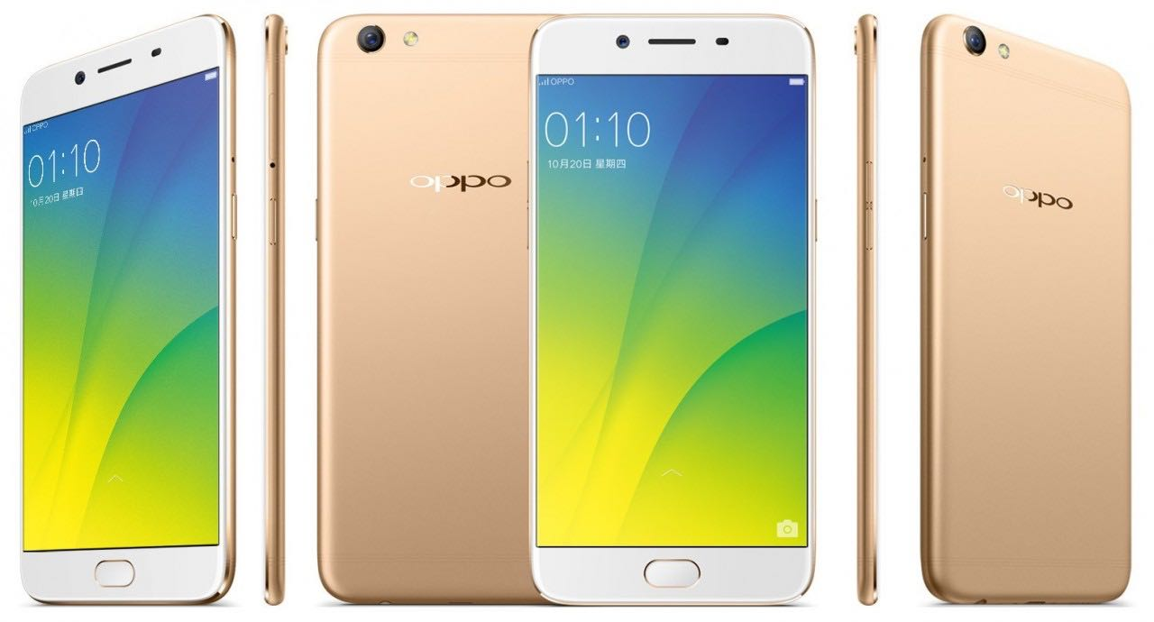 Qualcomm Snapdragon 625 Oppo R9S Plus 3