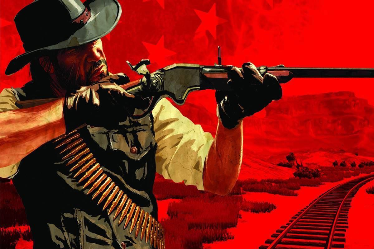 Red Dead Redemption 0