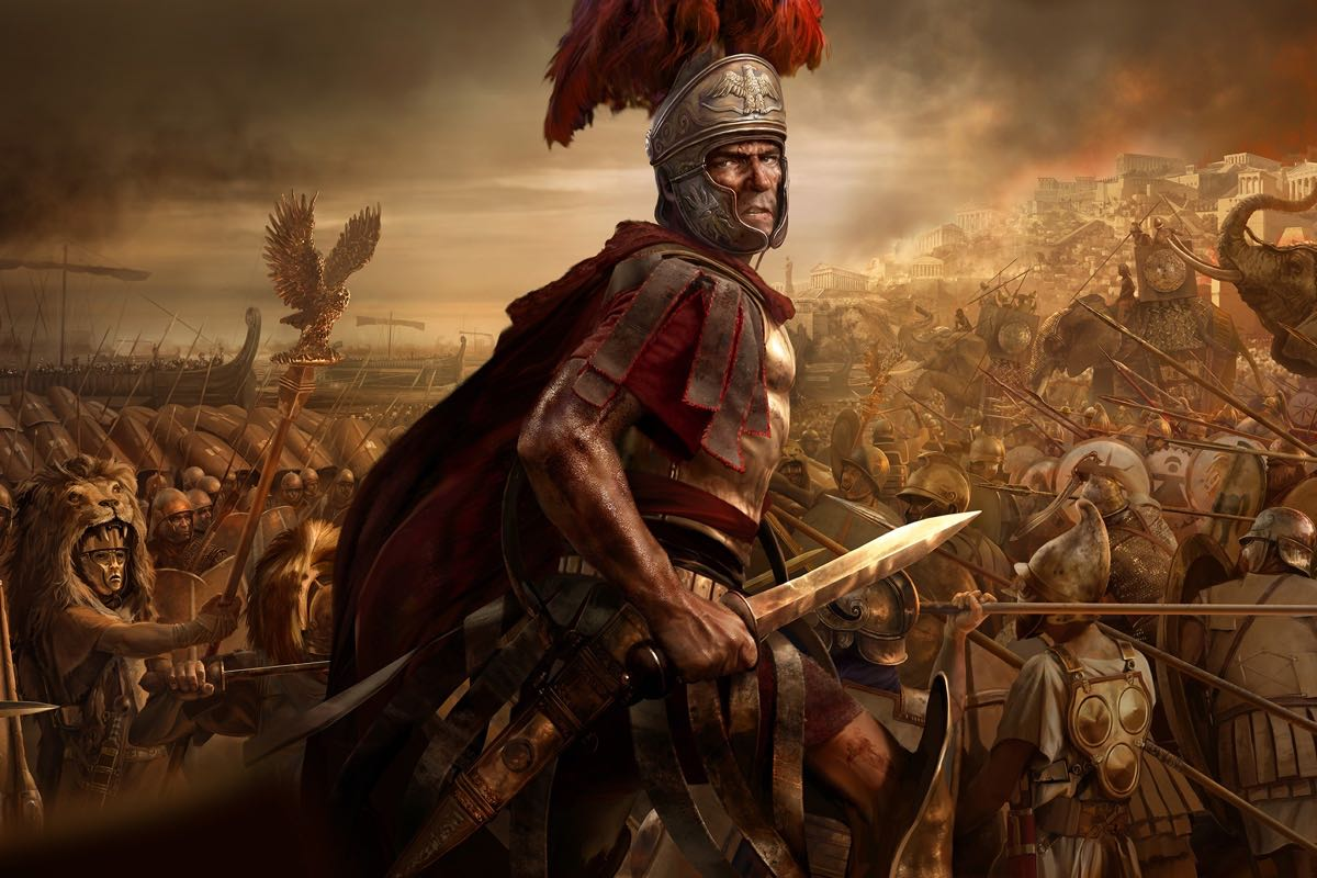 Rome Total War iPad App Store 2