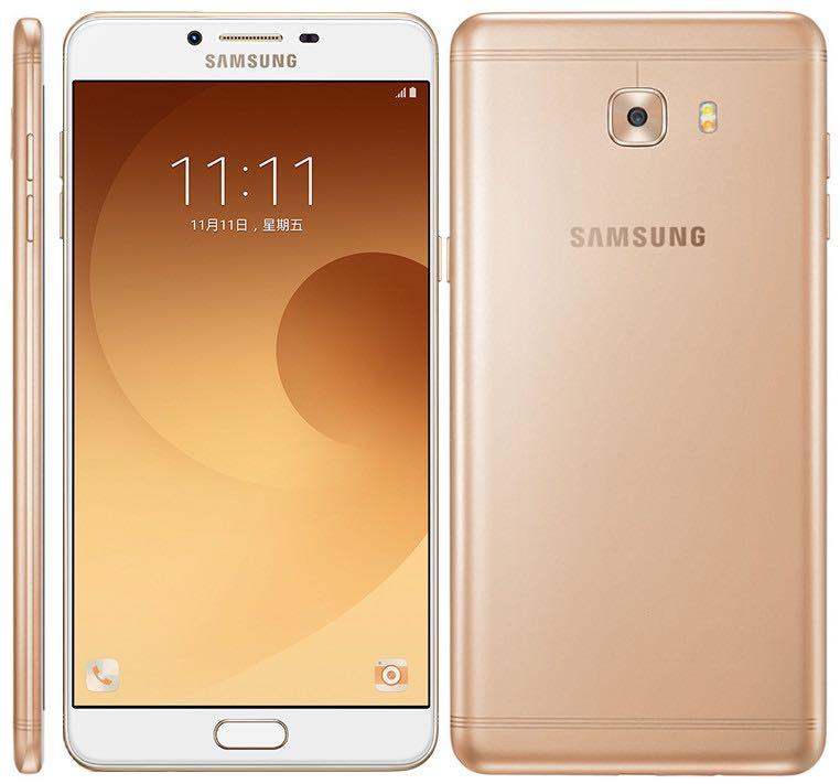Samsung Galaxy C9 Pro 2