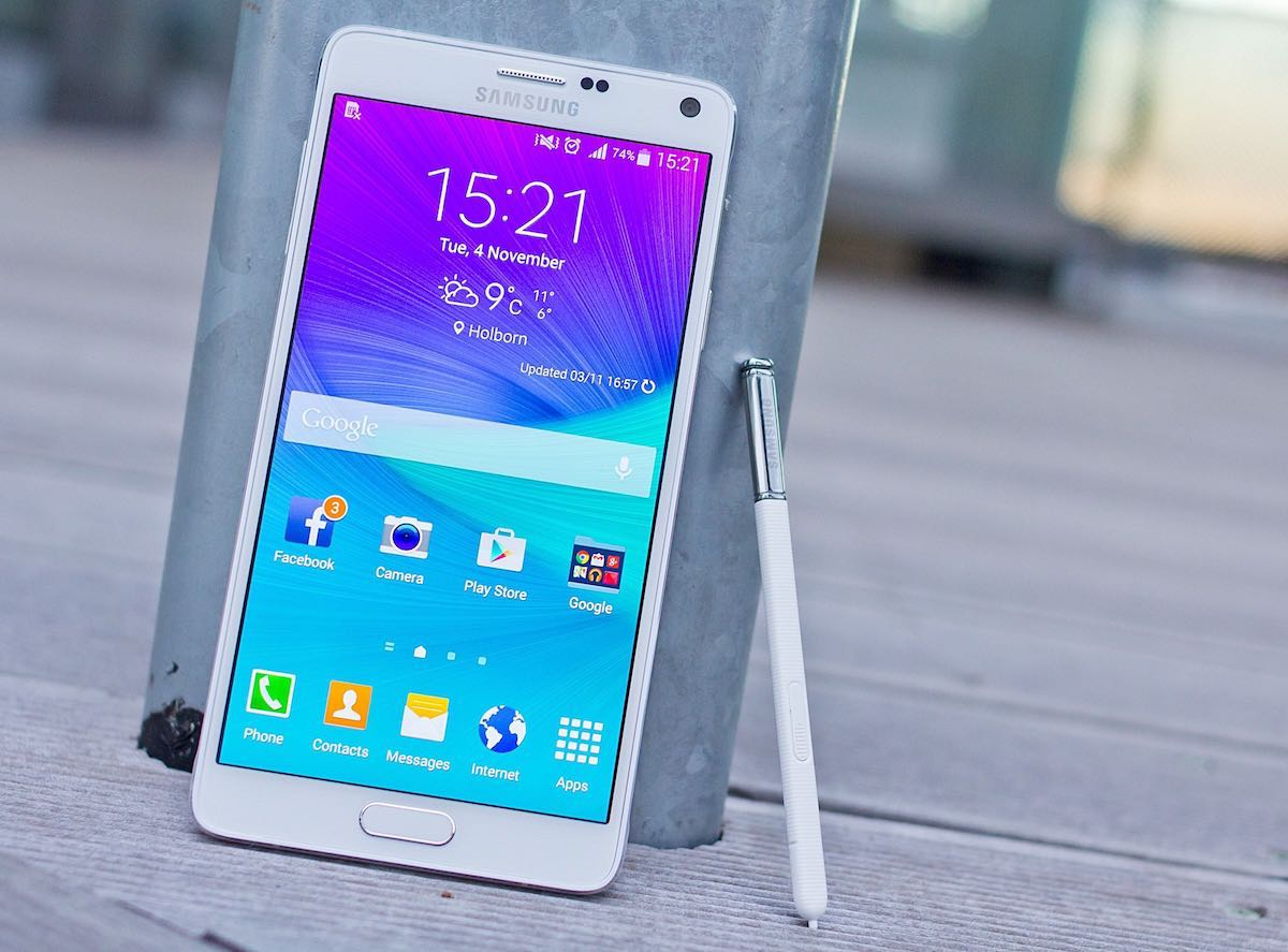 Samsung Galaxy Note 4 Buy Shop Amazon 0