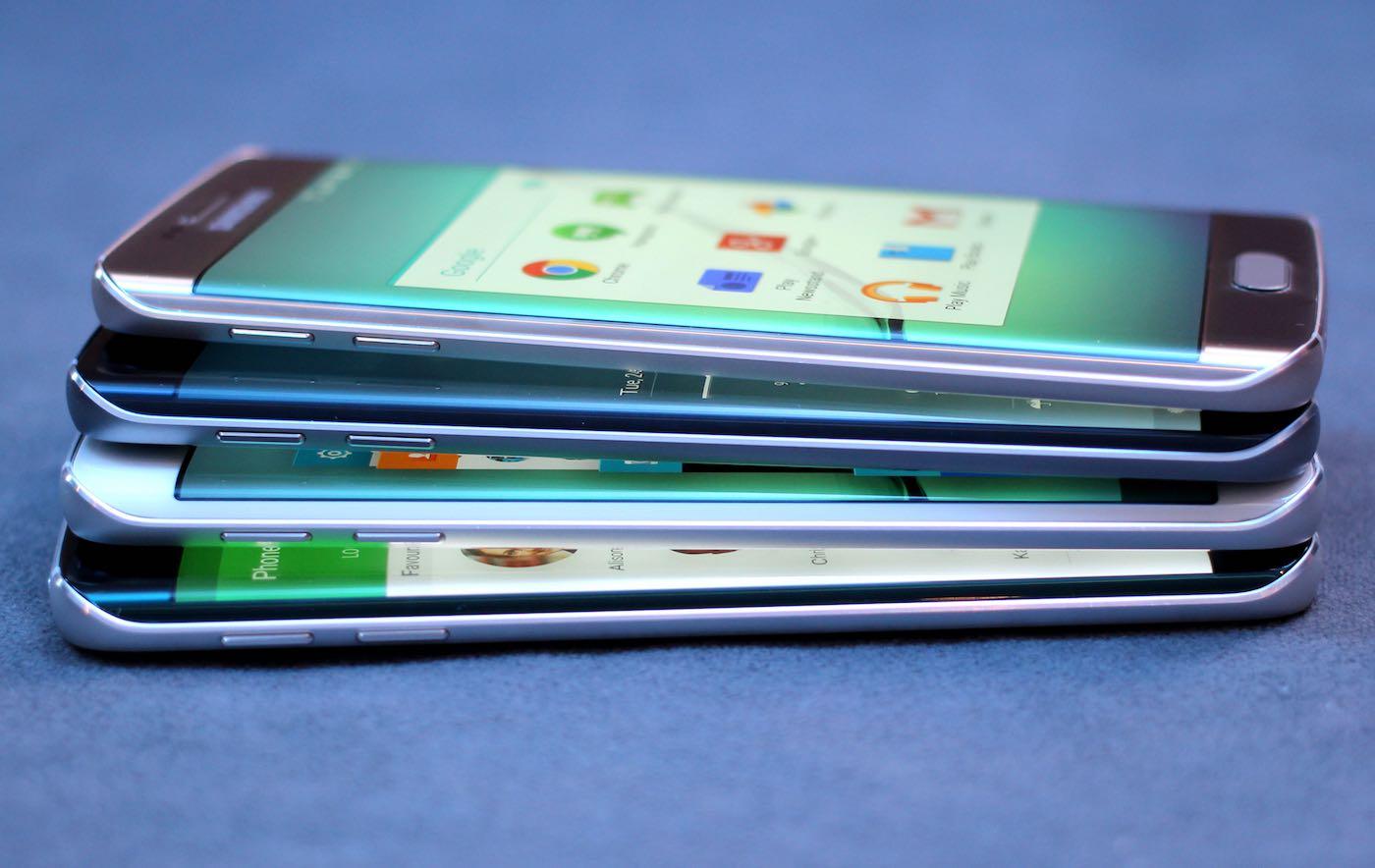 Samsung Galaxy Note 7 Galaxy S7 edge