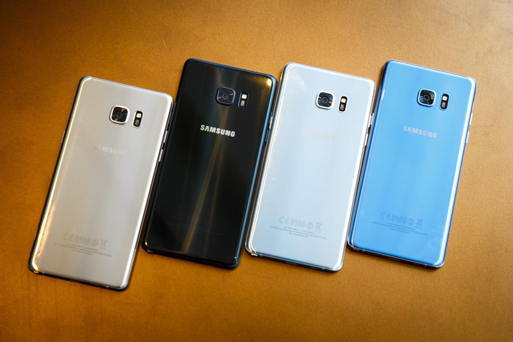 Samsung Galaxy Note 7 Russia 2