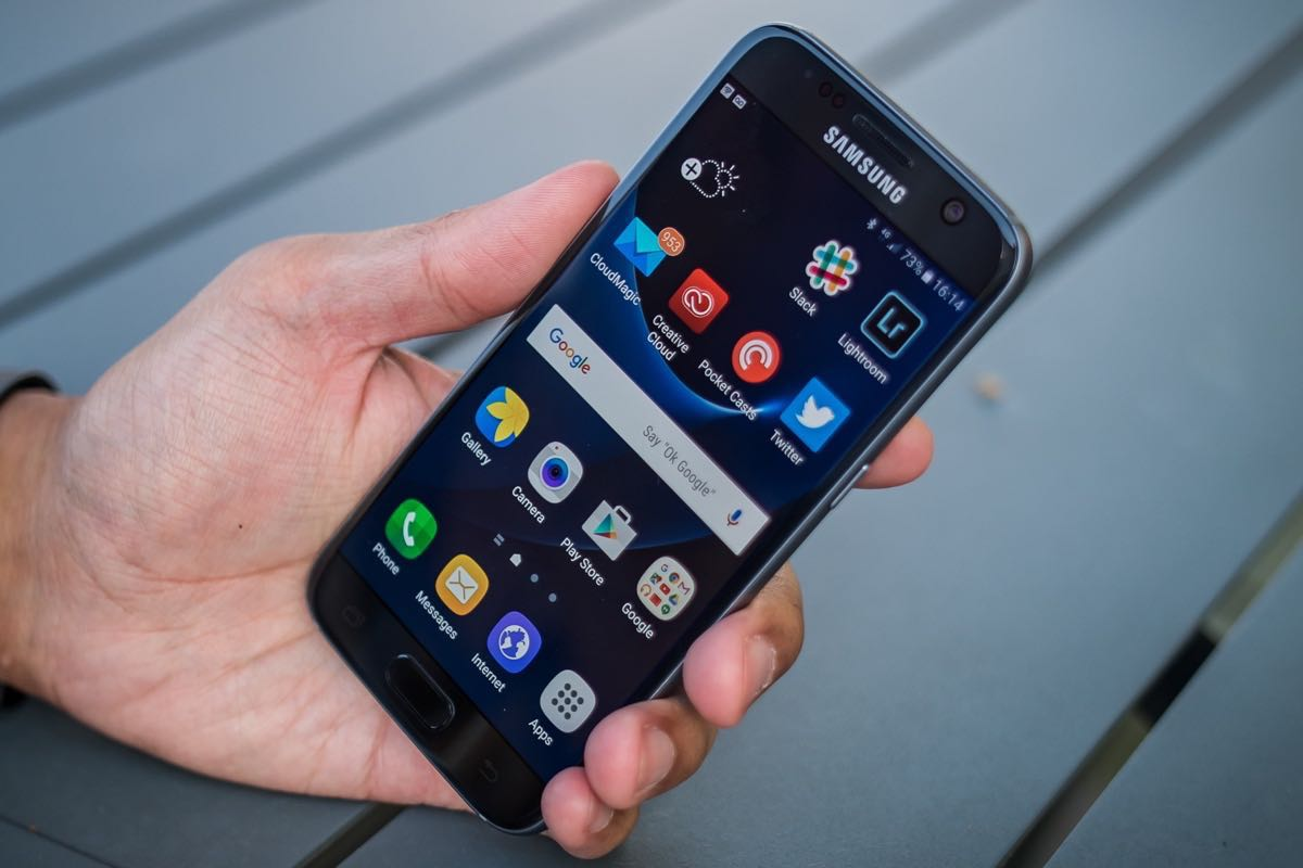 Samsung Galaxy S7 Buy Russia USA