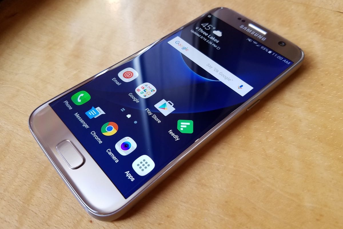 Samsung Galaxy S7 Russia