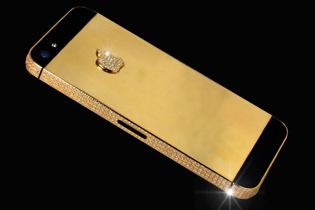 Самый дорогой смартфон в мире 0