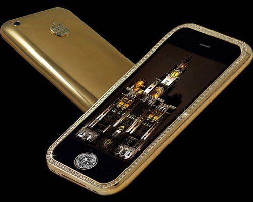 Самый дорогой смартфон в мире 2