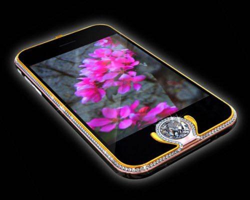 Самый дорогой смартфон в мире 3