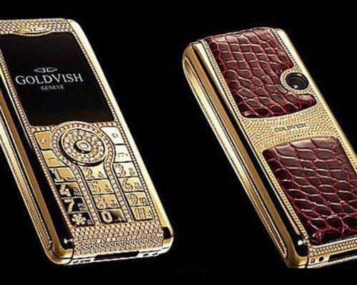 Самый дорогой смартфон в мире 5