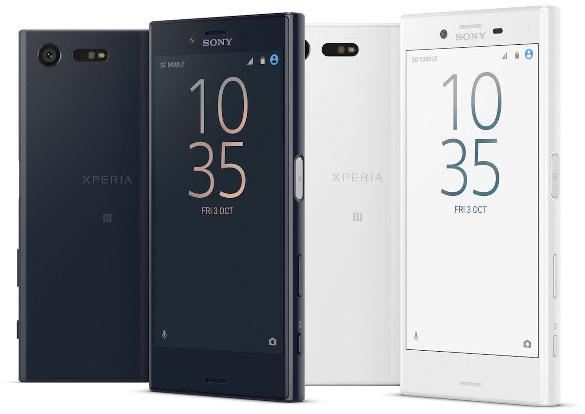 Sony Xperia X Compact Android 7.0 Nougat Download 2
