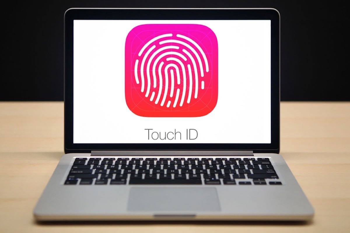 Touch ID 1 2