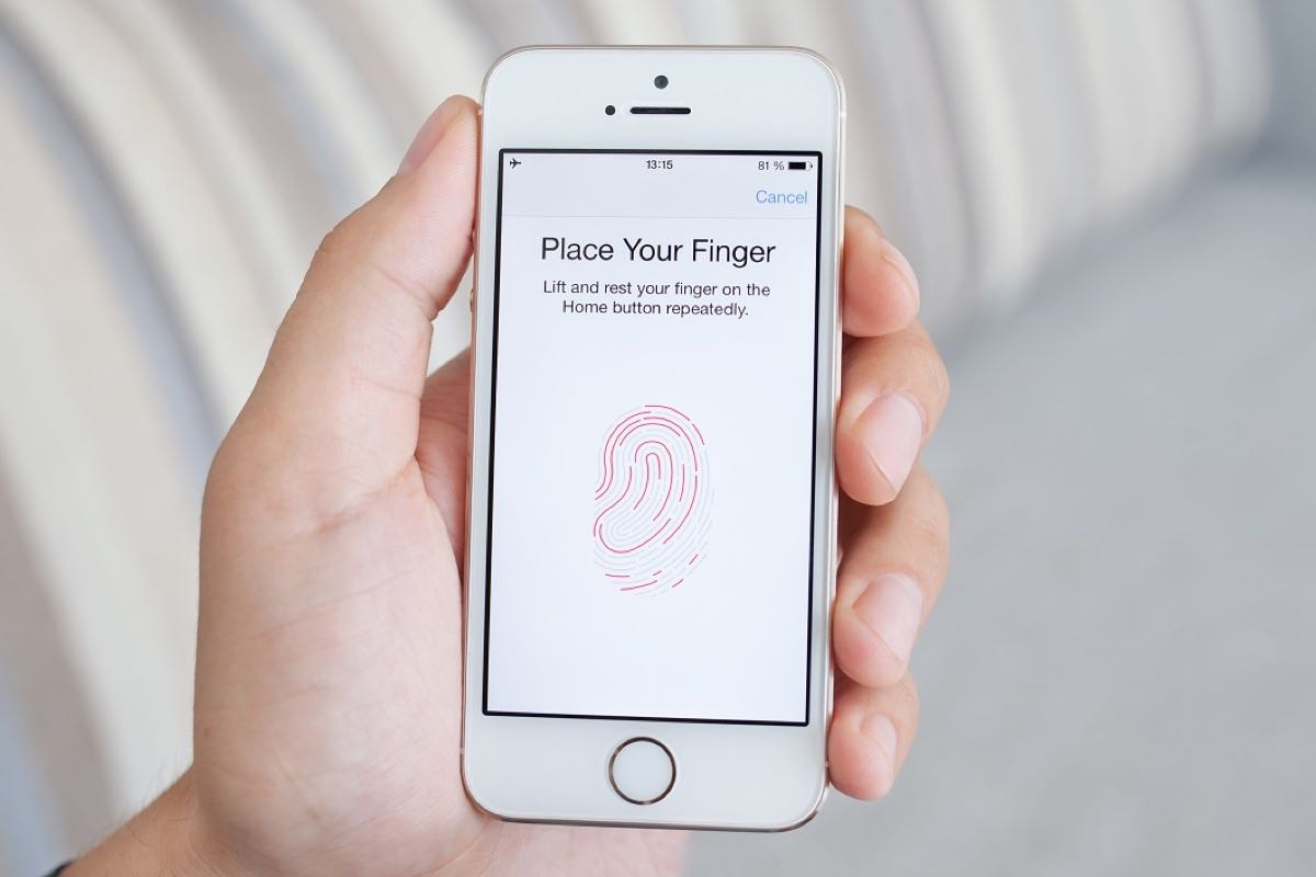 Touch ID iPhone 8 Free
