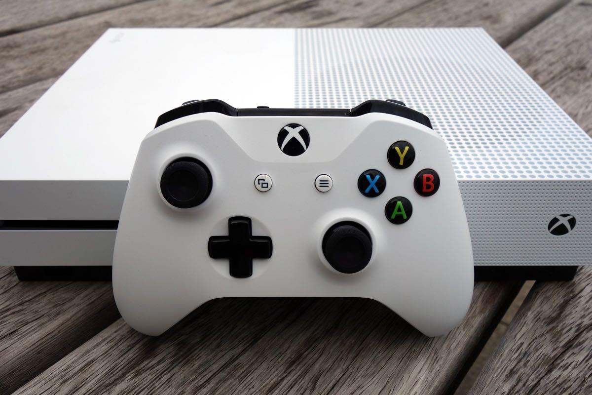 Xbox One S Russia 2