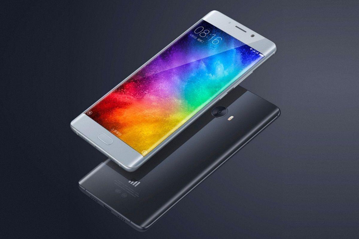 Xiaomi Mi Note 2 Buy China Russia