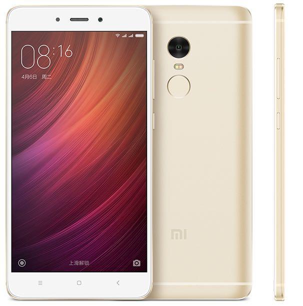 Xiaomi Mi Note 4 Russia