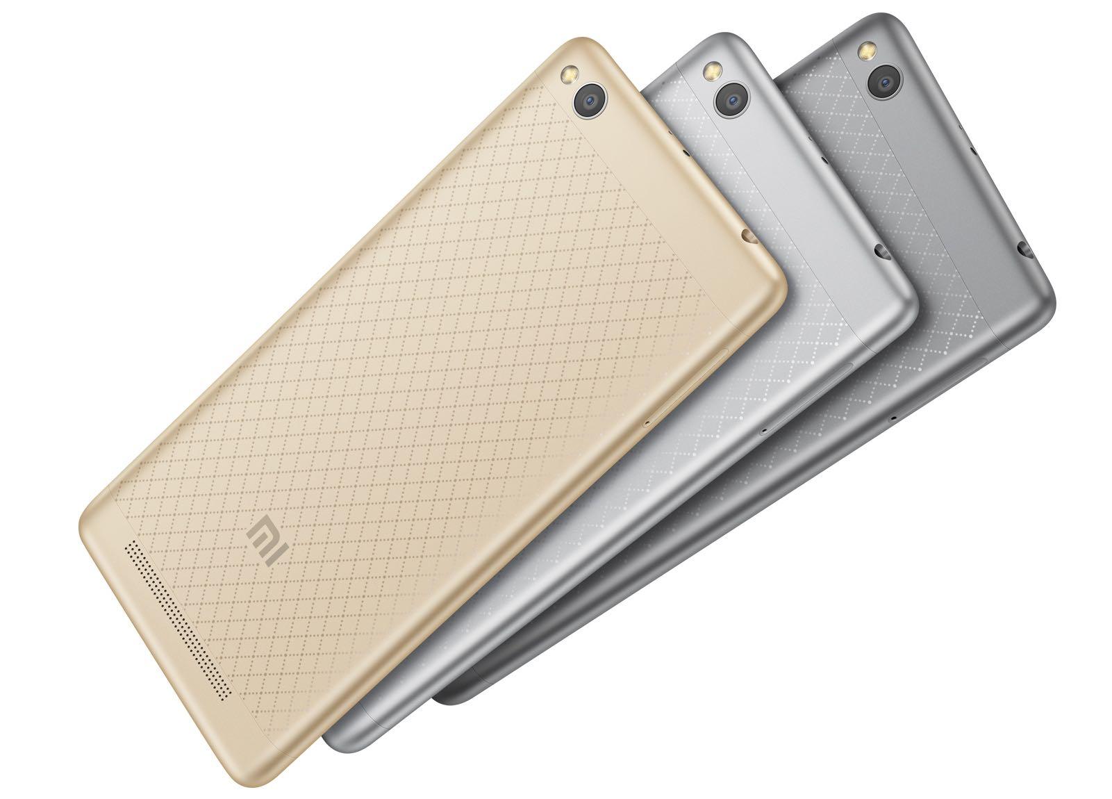 Xiaomi Redmi 3 Compact 2