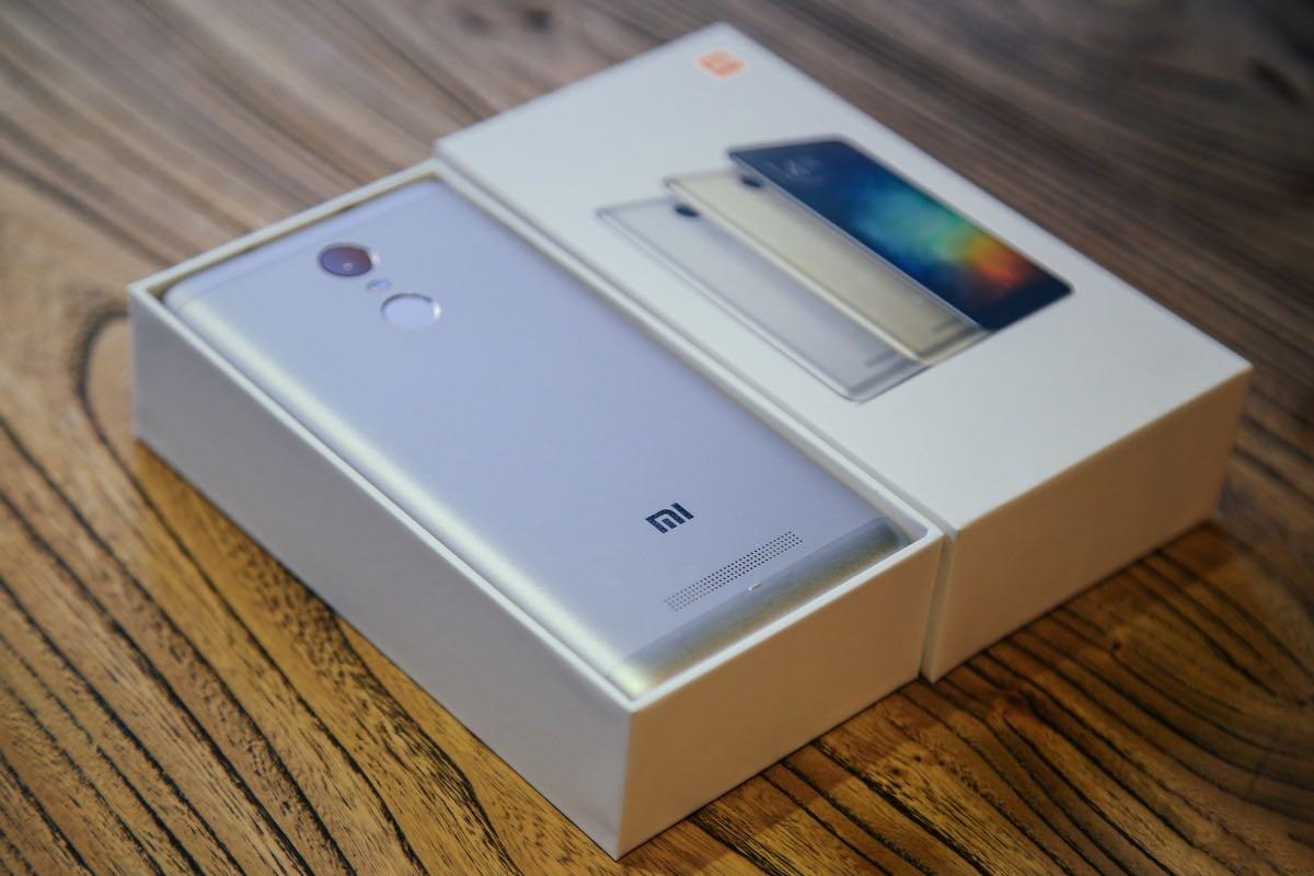 Xiaomi Redmi 3 Compact