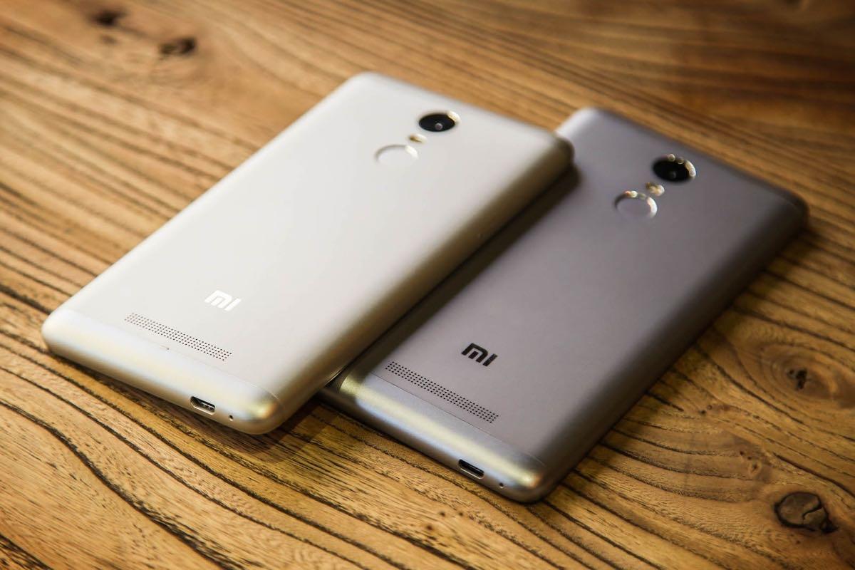 Xiaomi Smartphone metal 3