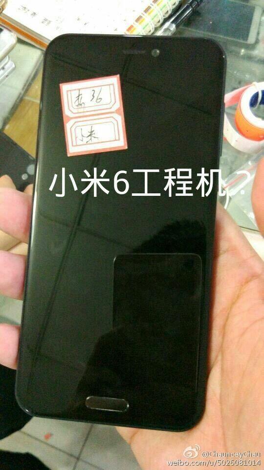 Xiaomi Smartphone metal