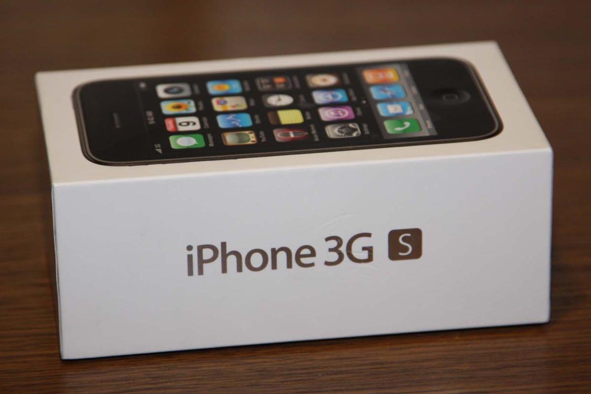 apple iPhone 3GS 2