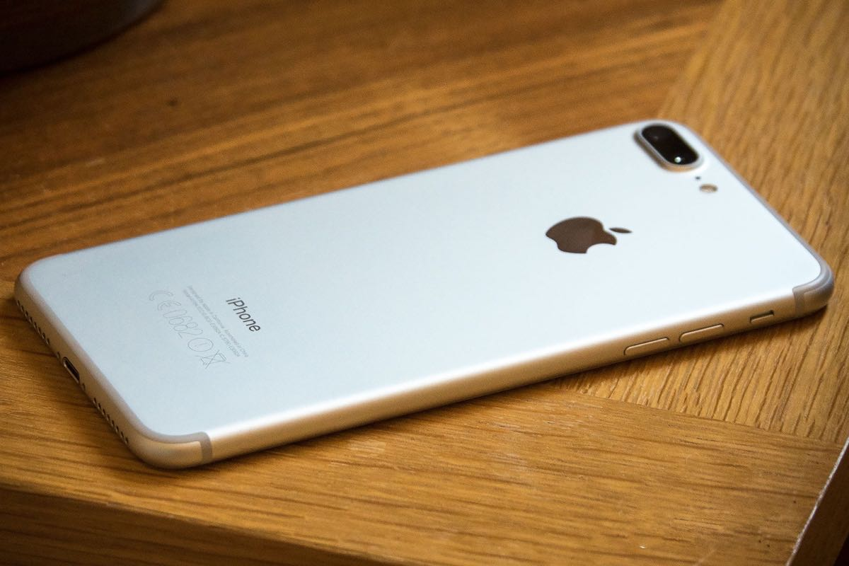 apple iPhone 7 Plus Fire burn 2