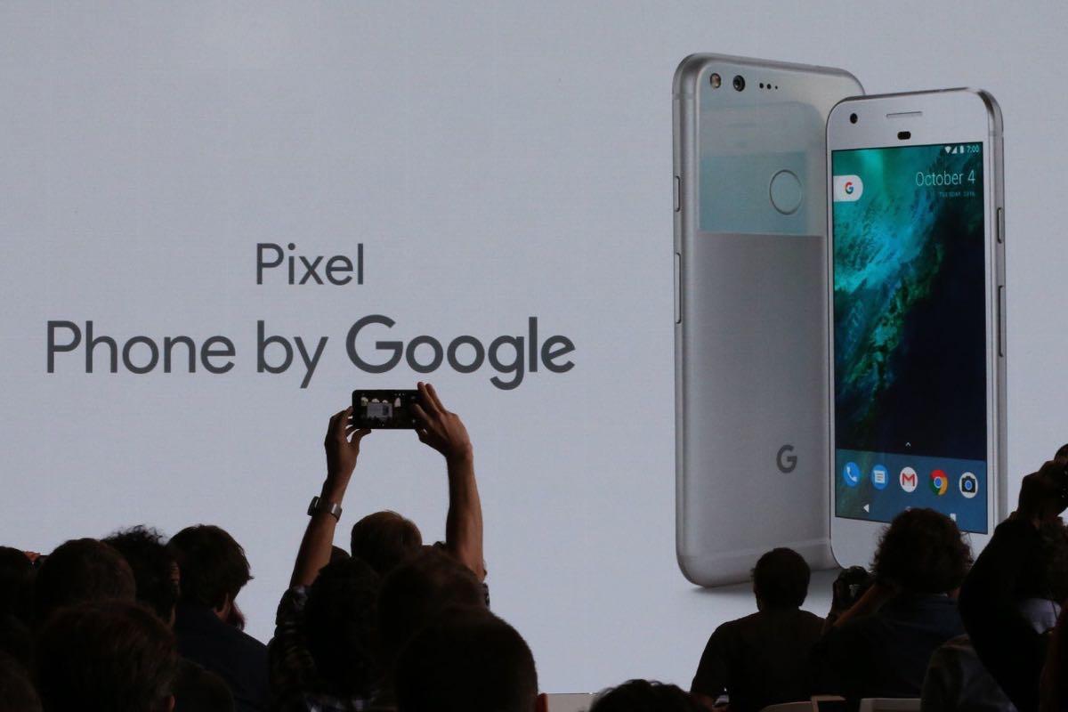 google pixel xl 5