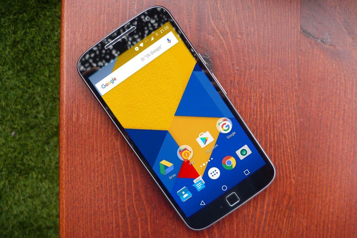 motorola moto g4 Android 7.0 Nougat