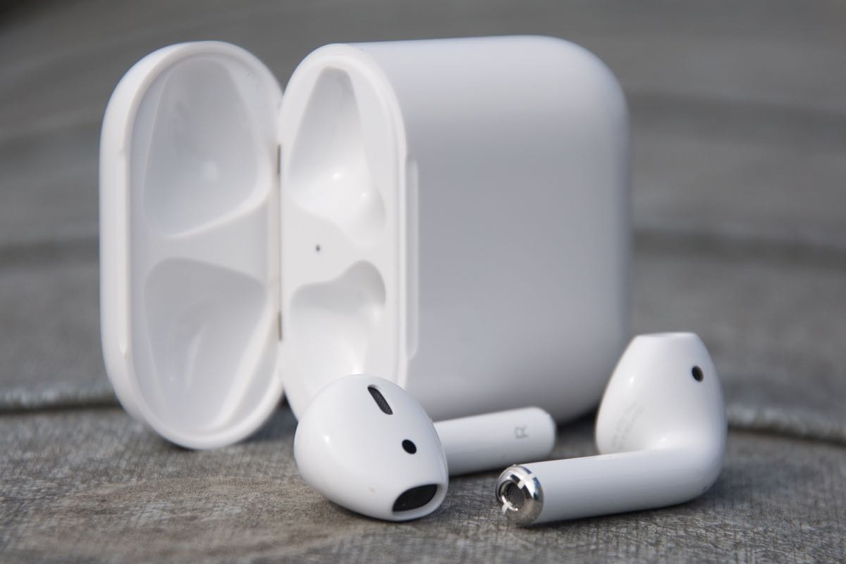 AirPods iPhone 7 2