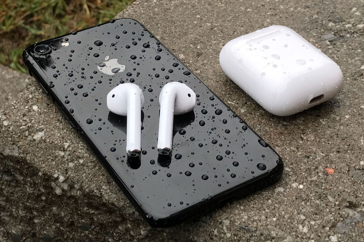 AirPods iPhone 7