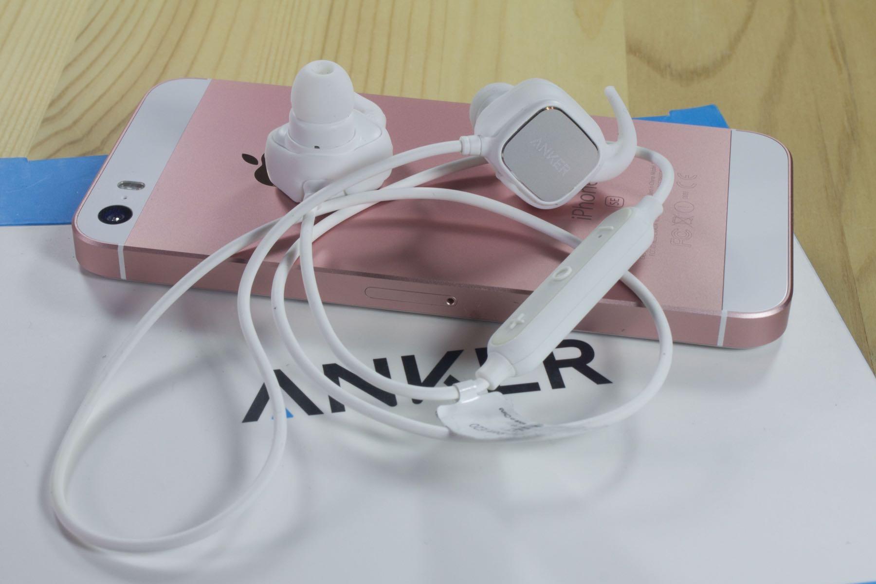 Anker SoundBuds Sport IE20 Bluetooth 0