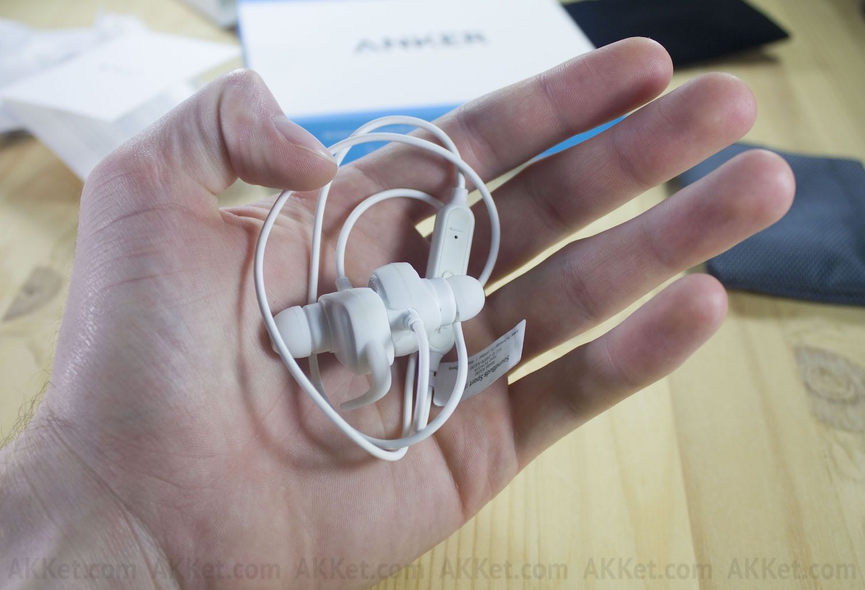 Anker SoundBuds Sport IE20 Bluetooth 16