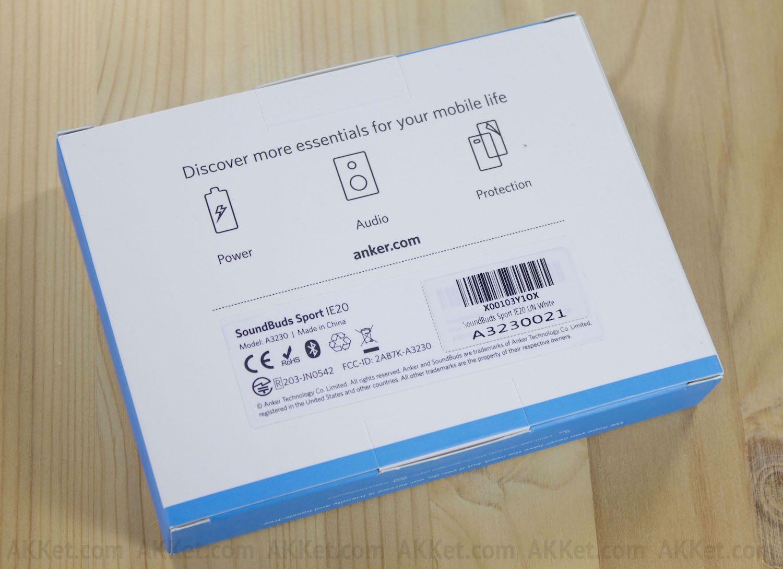 Anker SoundBuds Sport IE20 Bluetooth 2