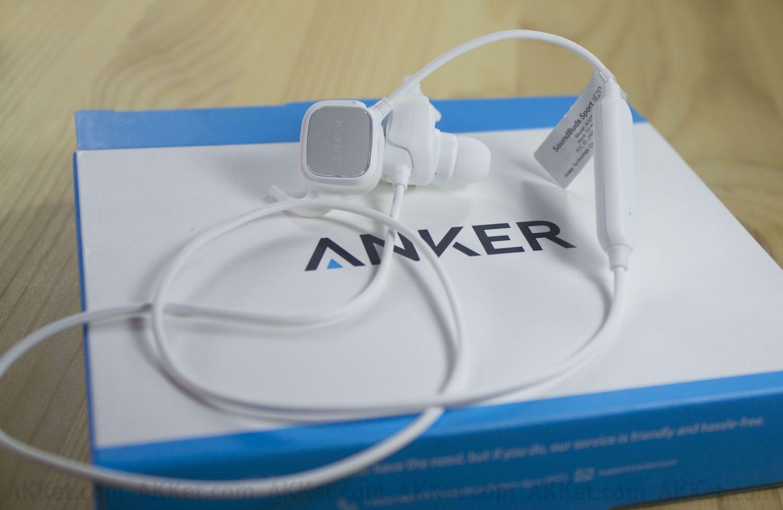 Anker SoundBuds Sport IE20 Bluetooth 20