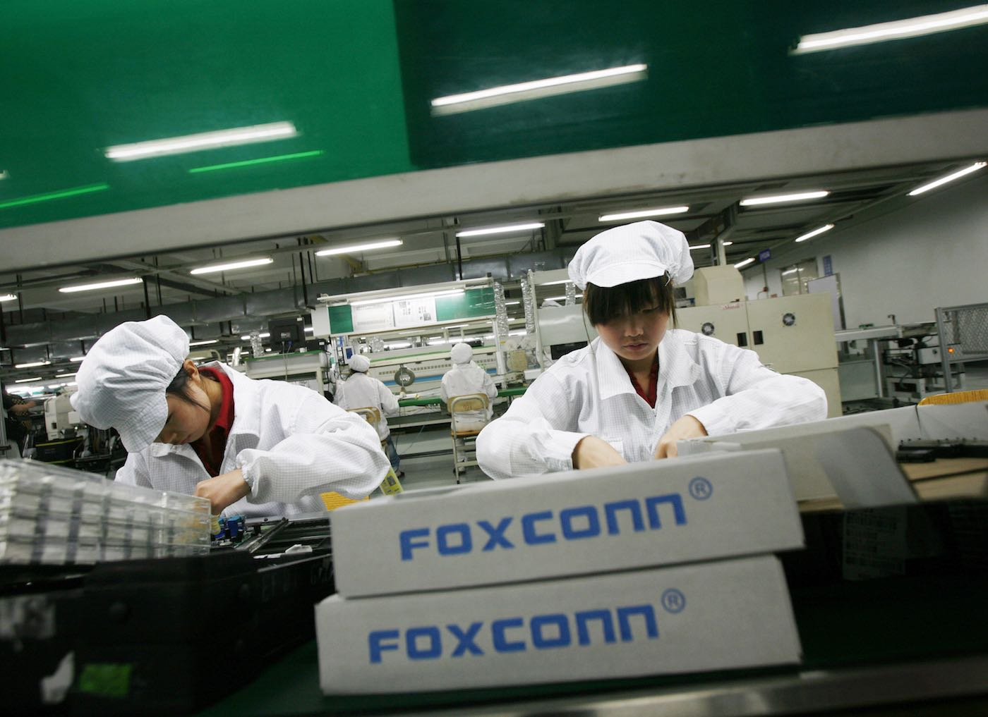 Apple Foxconn 2