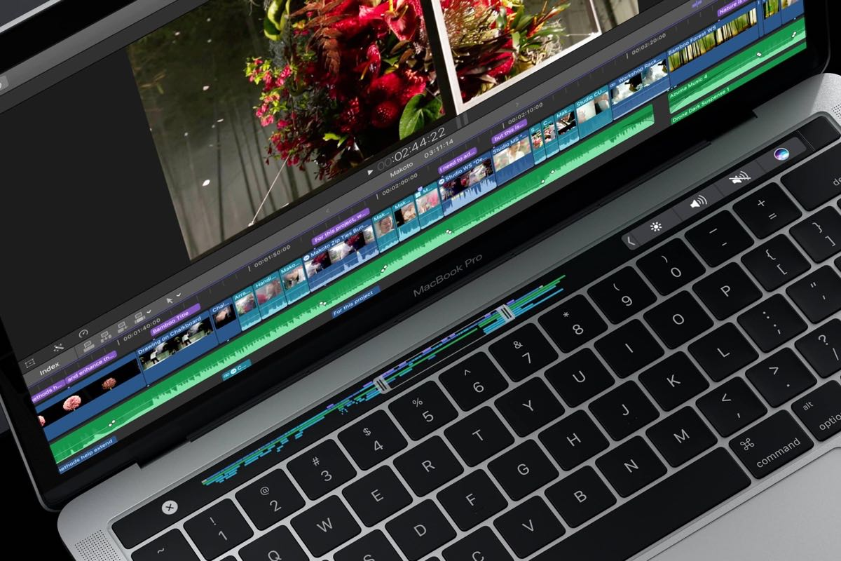 Apple MacBook Pro Touch Bar 2
